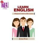 【中商海外直订】Learn English: A Beginner's Guide for ESL Learners