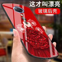 美图T8手机壳玻璃T8S潮牌个性M8S创意奢华M8美少女韩国全包保护套