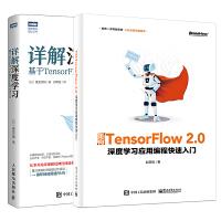 【全2册】走向TensorFlow 2.0:深度学习应用编程快速入门+详解深度学习 基于TensorFlow和Kera