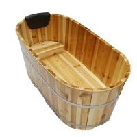 老人坐浴实木浴桶木桶成人泡澡木桶木质洗澡浴缸家用儿童沐浴盆