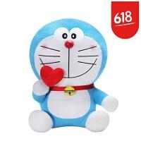 公仔玩具玩偶叮当猫毛绒蓝胖子抱枕娃娃儿童生日礼物女生