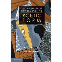 【预订】Poetic Form: An Introduction: An Introduction