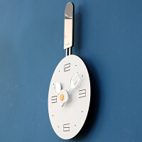 现代简约时尚静音时钟钟表挂钟客厅个性挂表