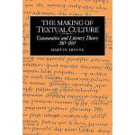 【预订】The Making of Textual Culture: 'Grammatica' and