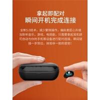 5.0蓝牙耳机无线双耳运动耳塞式小型跑步苹果迷你隐形单iphone7入耳式8耳麦x女Plus吃鸡