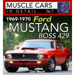 【预订】1969-1970 Ford Mustang Boss 429: Muscle Cars in Detail
