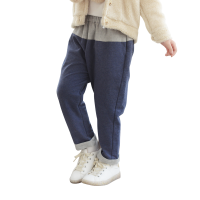 【919严选超品日 每满100减50】网易严选 针织拼接休闲裤(儿童)