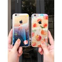 苹果6splus手机壳iPhone6女款蓝光6s硅胶套6plus全包防摔软壳个性创意sp韩国潮牌ipone6网红同款六