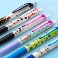 日本UNI三菱顺滑圆珠笔SXN-189DS迪士尼JETSTREAM限定款中油笔原子笔0.5mm 学生用进口文具