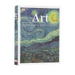 【中商原版】DK儿童艺术百科全书 英文原版 Art A Children's Encyclopedia 精装 绘画 雕