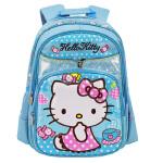 Hello Kitty凯蒂猫 儿童小学生卡通书包1-4年级双肩背包SK92017
