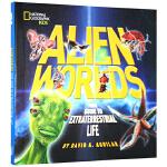 英文原版美国国家地理 National Geographic Alien Worlds 外星人的世界 儿童百科书 小学