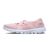 Skechers斯凯奇女童鞋新款轻质一脚套 玛丽珍鞋休闲运动鞋664081L