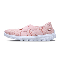 Skehers斯凯奇女童鞋新款轻质一脚套玛丽珍鞋休闲运动鞋