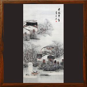 《雪兆丰年》李世杰 北京美协会员 职业画师【R2210】
