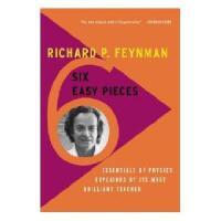 【预售】Six Easy Pieces: Essentials of Physics Explained by Its
