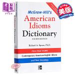 【中商原版】麦克劳希尔美国惯用语词典(第4版)英文原版 McGraw-Hill's American Idioms D