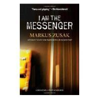 英文原版 I Am the Messenger 传信人(苏萨克名作,普林兹银奖)