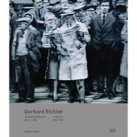 【预订】Gerhard Richter: Catalogue Raisonne, Volume 1: Nos.