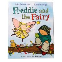【全店300减100】Freddie & the Fairy弗雷迪和仙女 Julia Donaldson 少儿童英文原版