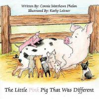 【预订】The Little Pink Pig That Was Different