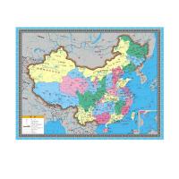 20180528060048820拼图1000片地图世界中国地理家长减压儿童学生女生玩具送