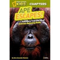 【预订】Ape Escapes! and More True Stories of Animals