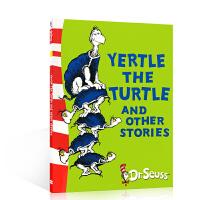 英文原版 Yertle the Turtle and Other Stories: Yellow Back Book
