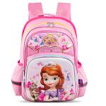 迪士尼 苏菲亚公主书包小学生1-3-5年级女孩双肩书包 SS80066