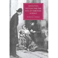 【预订】Detective Fiction and the Rise of Forensic Science Y978