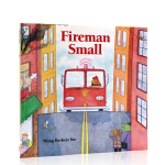 Fireman Small绘本 汪培�E第二阶段书单推荐 英文原版
