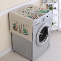 滚筒洗衣机罩通用滚筒式冼衣机