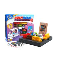 塞车时间儿童玩具亲子桌面通关桌游逻辑思维互动益智