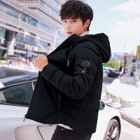 棉衣男士外套冬季韩版ulzzang潮流衣服短款羽绒冬装加厚棉袄