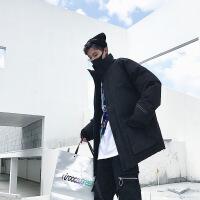 2018新款棉衣男装加厚工装韩版潮流冬季外套男ins棉袄冬天面包服
