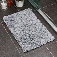【年货节】ORZ 印度棉质雪尼尔加厚长绒方形地毯 客厅卧室时尚方形地垫浴室吸水垫浴室垫