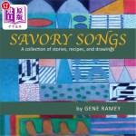 【中商海外直订】Savory Songs
