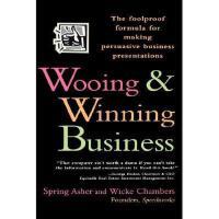 【预订】Wooing & Winning Business: The Foolproof Formula For