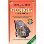 【预订】Best of the Best from Georgia Cookbook: Selected