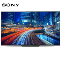 索尼(SONY)KD-65A8F 65英寸 OLED 4K HDR安卓7.0智能电视