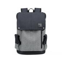 休闲背包男双肩包时尚潮流青年旅行包大学生书包男士大容量电脑包