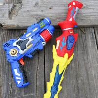 ��幼�形��投影�和�刀�Πl光仿真手��音���玩具男孩�和�3-6周4�q