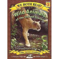 【预订】Wild Animals of the United States