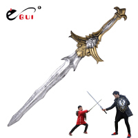 模型仿真兵器COS影视道具儿童玩具刀剑生日礼物男孩