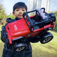 充电动遥控汽车儿童男孩玩具车飘移模型遥控车越野车大灯光