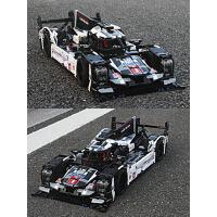 拼装遥控电动积木车赛车模型兰博基尼跑车系列益智成年男孩子玩具