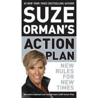 【预订】Suze Orman's Action Plan: New Rules for New Times