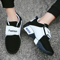 四季新款时尚潮鞋男士休闲运动鞋潮百搭运动鞋篮球鞋舒适透气男鞋