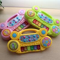 电子琴音乐婴儿触屏带话筒小钢琴宝宝1-3岁弹奏玩具