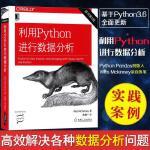 利用Python进行数据分析 Python编程从入门到实践核心编程基础教